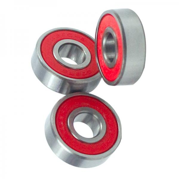 Miniature 695zz 626zz 625zz 608zz 6000zz Small Deep Groove Ball Bearing #1 image