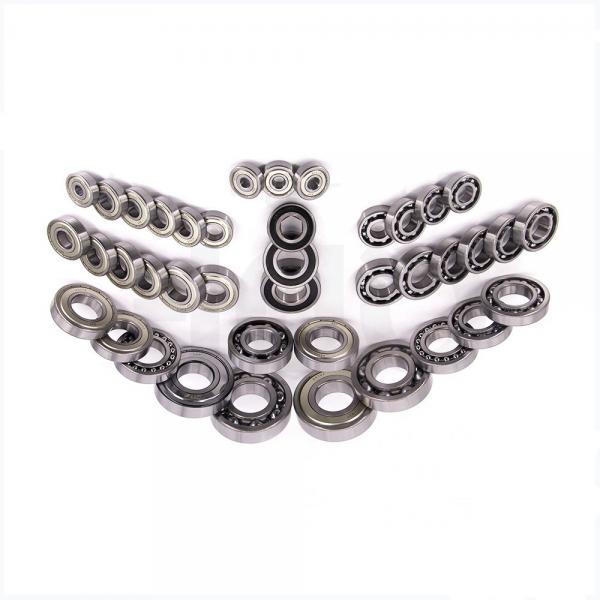 NSK NTN Koyo Timken SKF Agricultural/Angular Auto Parts Single Raw Deep Groove Ball Bearing 62 Series (6200 6201 6202 6203 6204 6205 6206 6207 6208 6209 6210) #1 image