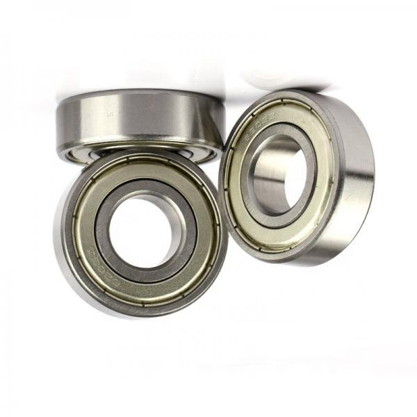 China Manufacturer 6206 Zz 2RS Deep Groove Ball Bearing #1 image