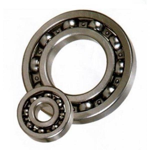 6206 High Speed Motor Sensor Ball Bearing, 30X62X16 mm, #1 image